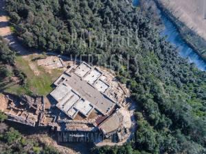 Paisajes Verticales - Fotografía aérea - PATRIMONIO HISTÓRICO (Sant Julià de Ramis)