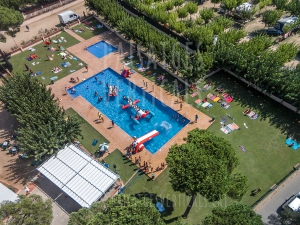 Paisajes Verticales – Fotografía aérea – PROMOCIÓN TURÍSTICA (Camping en Palamós)