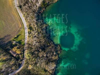 Paisajes Verticales - Fotografía aérea - PAISAJE Y NATURALEZA (Banyoles)