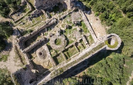 Paisajes Verticales - Fotografía aérea - PATRIMONIO HISTÓRICO (Sant Iscle)
