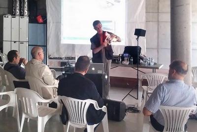 Jornadas GiTech 2016