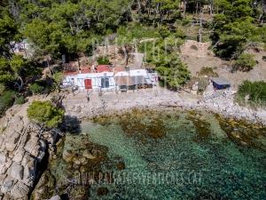 Paisajes Verticales – Fotografía aérea - PAISAJE Y NATURALEZA (S'Alguer, Palamós)