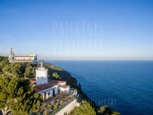 Paisajes Verticales – Fotografía aérea – PAISAJE Y NATURALEZA (Llafranc)