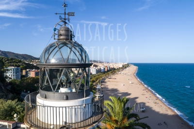 Paisatges Verticals – Fotografia aèria – PAISATGE I NATURA (Calella, Maresme)