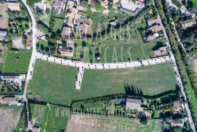 Paisajes Verticales – Fotografía aérea – INMOBILIARIA (Peratallada)