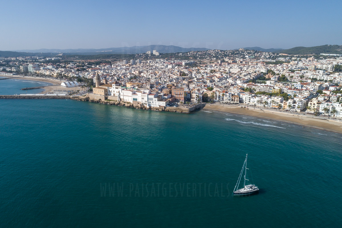Litoral de Sitges (Garraf, Barcelona)