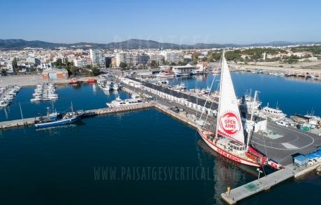 Port de Vilanova i la Geltrú (Barcelona)
